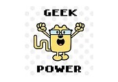 The Library Staff and Instructional Technology invite you to GEEK Lunch!