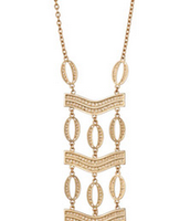 Kimberly Necklace- gold