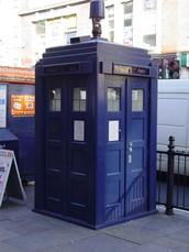 Buy your TARDIS today!