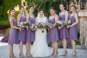 BCA Alumni as Bridesmaids