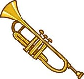 I used to play the trumpet