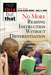 No More Reading Instruction Without Differentiation with Author Lynn Bigelman