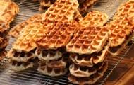 True Belgian Waffles are always rectangular in shape.