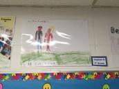 First Grade Poster Winner - Caylinn R.
