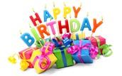 May and Summer Birthdays!!!