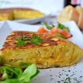Tortillas Españolas