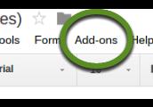 Grading using Google Add-Ons