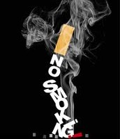 No smoking sign: