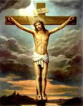 Muerte de Jesús en la cruz