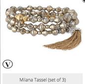 B2 Milana Tassel