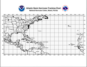 Hurricane Tracking Maps