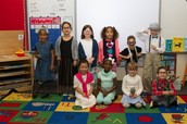 Our kinders celebrated being 100 days smarter this week!