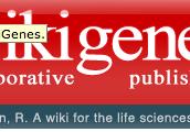 Wikigenes