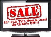HD 1080p Flatscreen TVs
