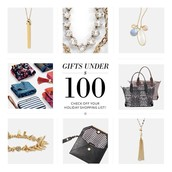Gifts for under $100