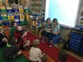 Preschool Visitors