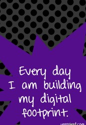 """Great Digital Citizenship Posters from """"Venspired"""""""