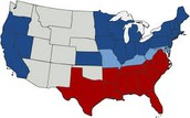 Northern and Southern States