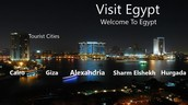 We are going to visit Egypt Together!!