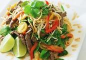 Thailands tasty meals