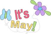 Week of May 9-13