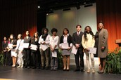 Central High School Inductees