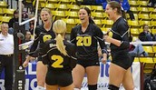 Wichtall State womans volleyball