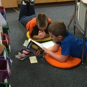 4th Grade Reading Buddies