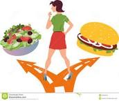Salad or Burger ?