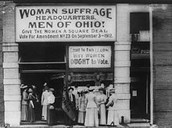 suffrage in ohio