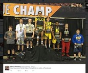 Brit Wilson finishes 6th at Flonationals