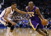 Run like Kobe