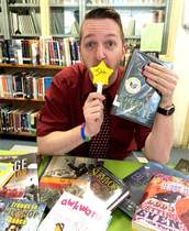 Thanks for Supporting School Library Month!     And the winners are.....