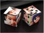 Photo/Image Cube