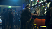 Bar Fight scene
