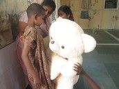 'Hug Therapy' in the Dongri Government Home