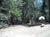 Wagon Train Hume Lake, CA