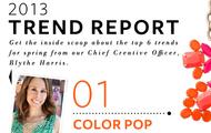 2013 Trend Report