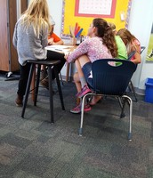 Book club discussions