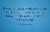 Not a project.....