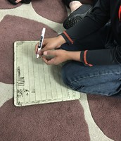 Drawing two digit numbers
