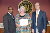 GAEA Retired Educator of the Year
