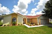 3 Bedroom Vacation Rental Home in Orlando