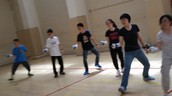 Fencing: Footwork to Foils