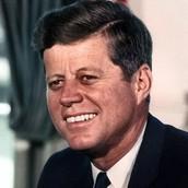 john F Kennedy adulthood