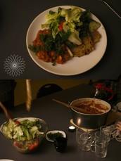 13.00-14.00 - pyszny  obiad