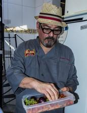 Chef Douglas Rodriguez & Alma de Cuba Restaurant