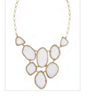 Fiona Bib Necklace  Reg $118 ~ Sale $59