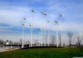 small wind turbinies