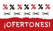 50% de Descuento!!!! por compra online al por mayor